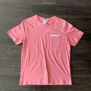 Zara Man Pink TShirt Sz M